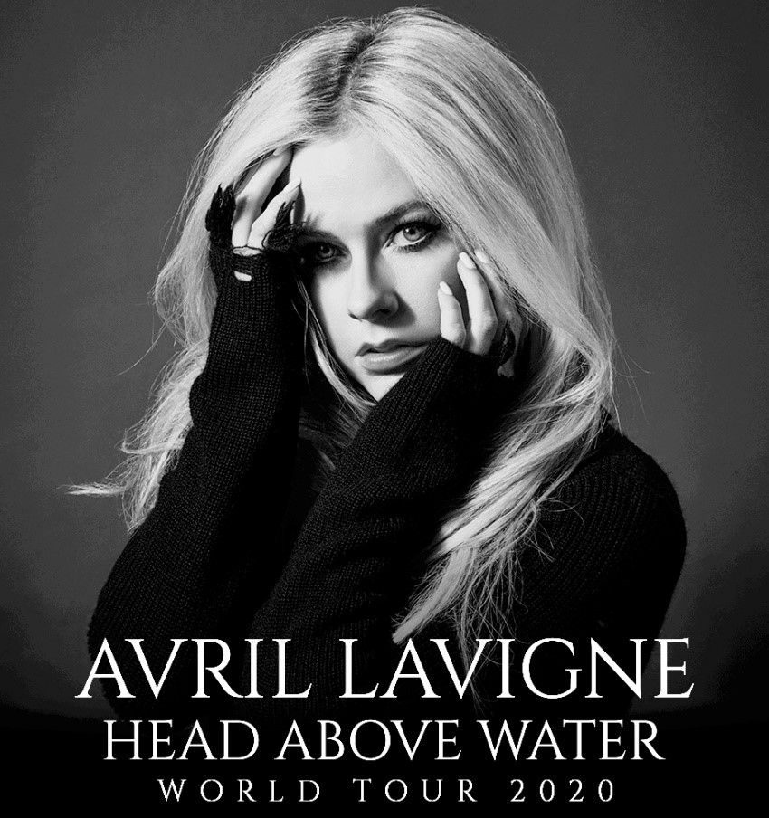 AVRIL LAVIGNE: il concerto già sold-out del 16 marzo 2020 al Fabrique si sposta al Lorenzini District di Milano