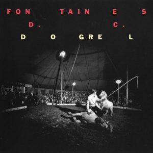 FONTAINES D.C. - Dogrel (Partisan Records, 2019) di Gianni Vittorio