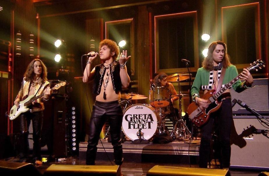 GRETA VAN FLEET: la rock band americana per la prima volta in Italia!