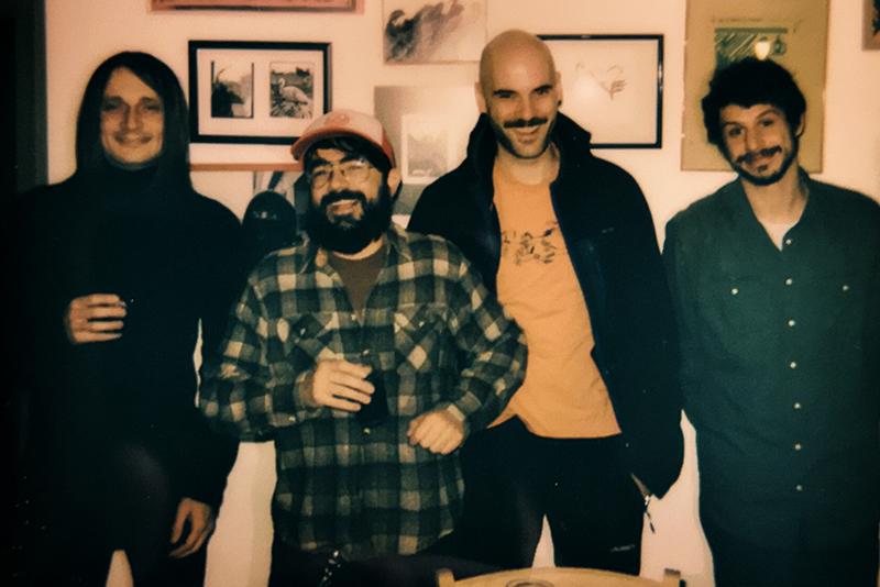 """HEARTS APART: ecco """"Waste Time"""", il singolo di debutto della punk band italiana"""