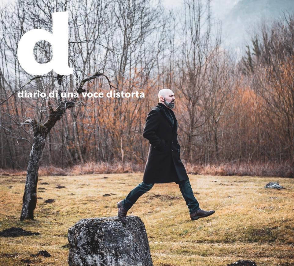 Daniele Paganelli - Diario di una voce distorta (Ludovico Van Teatro, 2019) di Mr. Wolf