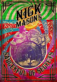 Nick Mason e i suoi Saurceful of Secrets a Ravenna il 14 Luglio