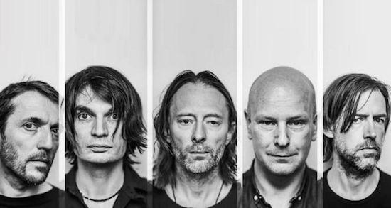 """Radiohead. In vendita per beneficenza il materiale hackerato di """"Ok Computer"""""""