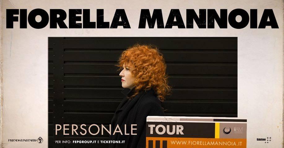 Fiorella Mannoia: tre date in arrivo in Sicilia