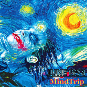 June 1974 – Mindtrip (Visionaire Records, 2019) di Gianni Vittorio