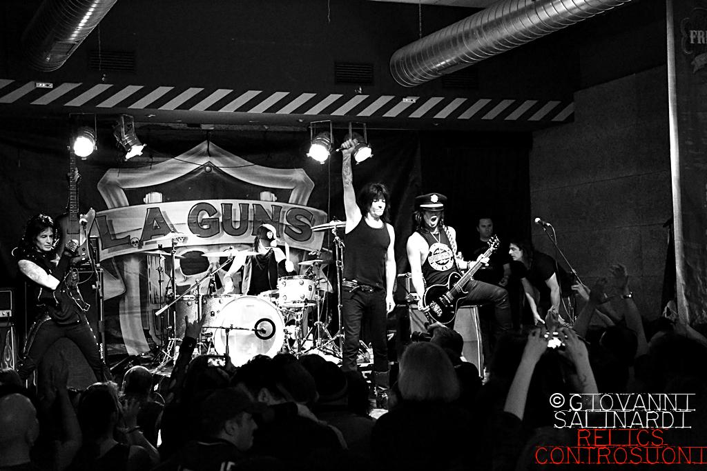 L.A. GUNS: in arrivo nuovo live album