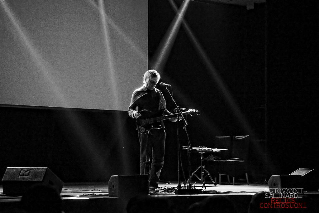 Lee Ranaldo @ Circolo della Musica, Rivoli (To) (foto di Salinardi Giovanni )