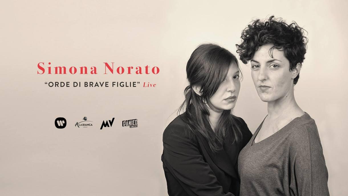 Simona Norato, Orde di brave figlie Tour a Palermo!