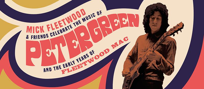 """MICK FLEETWOOD & FRIENDS - esce oggi il nuovo estratto """"Albatross"""", featuring David Gilmour"""
