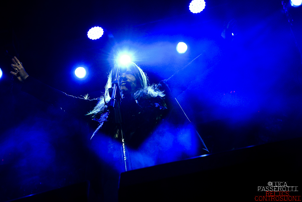 Nada @The Cage Livorno (Foto di Luca Passerotti)