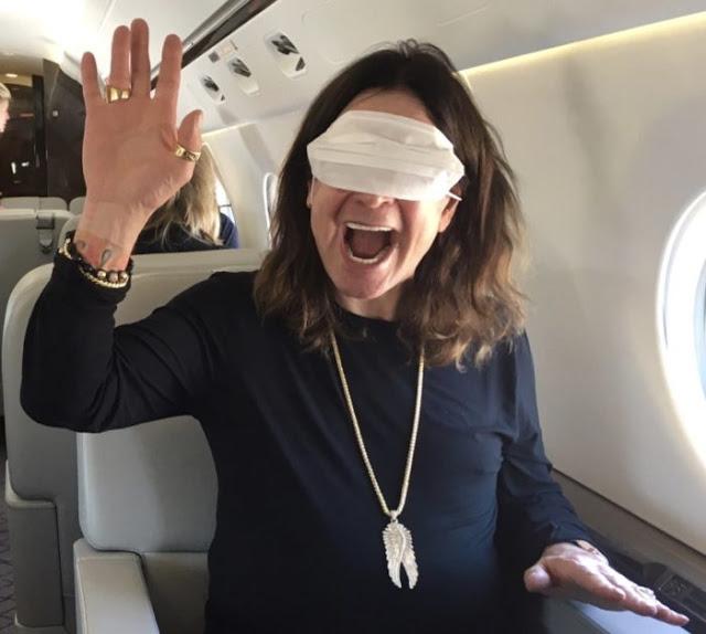 Ozzy Osbourne isolation Insanity Jams: la playlist del cantante per i giorni di isolamento