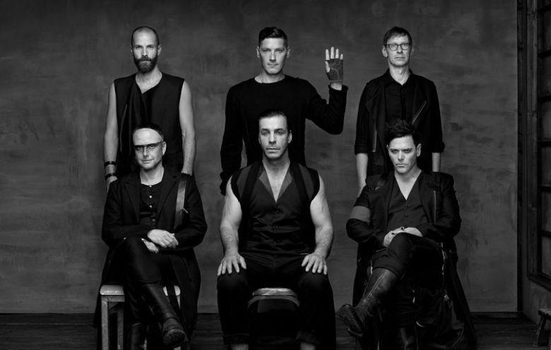 I Rammstein a Torino nel 2020