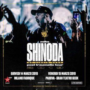 Mike Shinoda: arriva in Italia per due date da headliner a marzo 2019