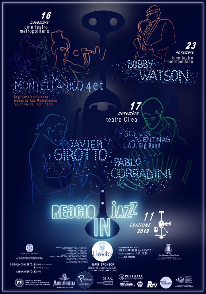 Presentato il programma della rassegna musicale Reggio in Jazz