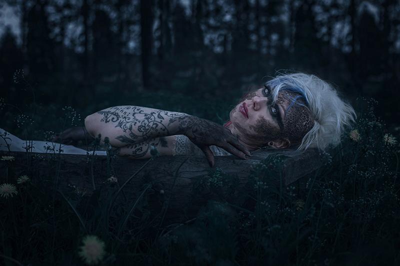 """Rioghan: a marzo il nuovo EP di debutto, """"Blackened Sky"""", online il video di """"Wither"""""""