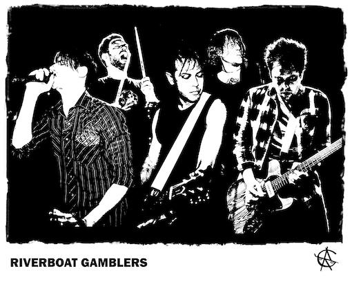 RIVERBOAT GAMBLERS: in arrivo Ramotorhead feat. CJ Ramone