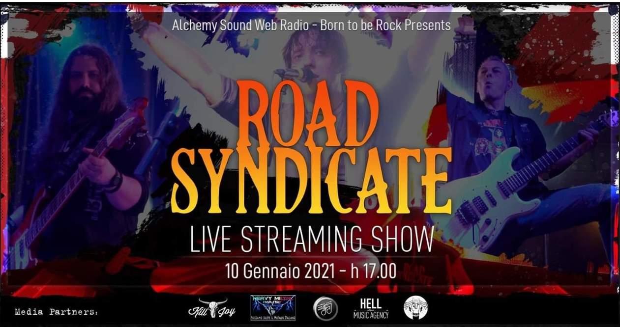 ROAD SYNDICATE - annunciata la prima tappa del Road Syndicate Virtual Tour 2021