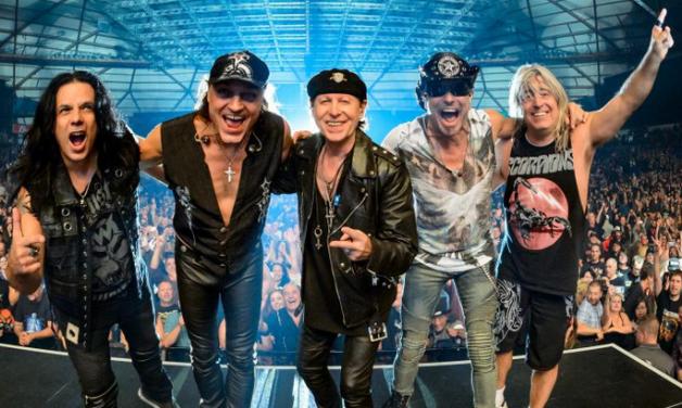 Scorpions il 27 luglio al Lucca Summer Festival