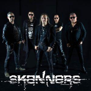 "SKANNERS: guarda il nuovo lyric video di ""Back To The Past"""