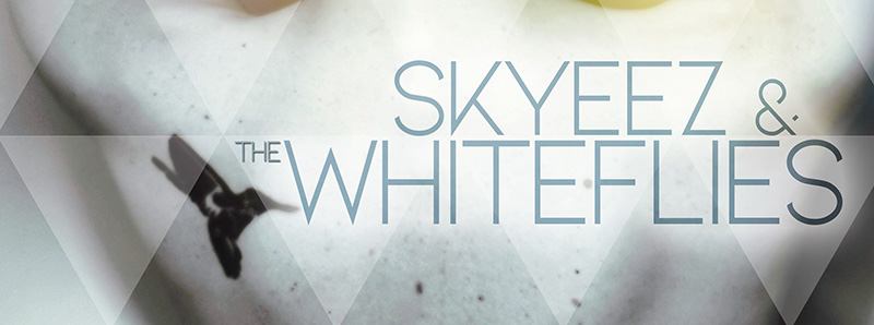 "Skyeez & The Whiteflies: in uscita il 13 febbraio il nuovo album, ""Shake Your Bones"""