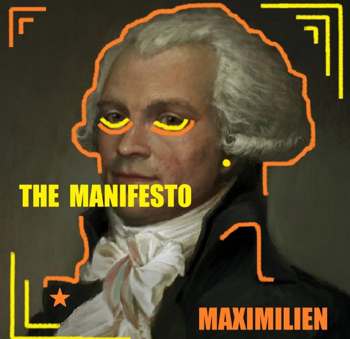 The Manifesto – Maximilien (Blooms Recordings, 2019) di Giuseppe Grieco