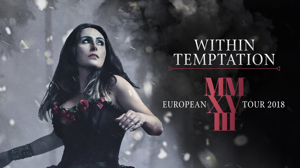 Within Temptation live @ Fabrique - Milano